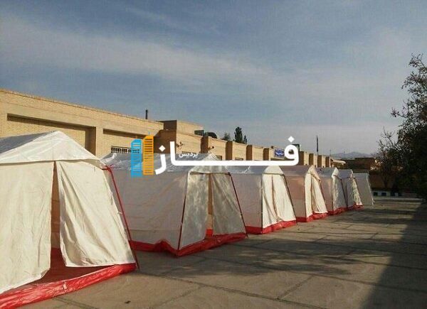 محلهای تجمع و اسکان اضطراری در مواقع بحران شهر پردیس
